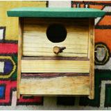 Casas Para Pájaros Silvestres, Buzón Rústico