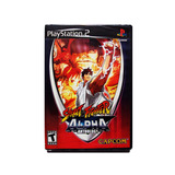 Street Fighter Alpha Anthology Nuevo Ps2 - Playstation 2