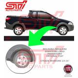 Moldura Paralama Dianteiro Direito Fiat Strada Working 2015