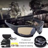 Óculos Daisy X7 - Anti Embaçante - Airsoft Paintball Tatico