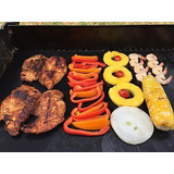 Patio Trasero Chef Grill Master Parrilla Mat Mat Hornear Ap