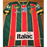 Camisa Sampaio Corrêa Usada Em Jogo Série B 2016