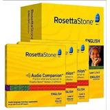 Aprende Ingles Rosetta V 5.0.37 + Android + Pack 6x1 Idiomas