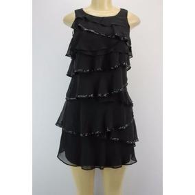 Vestido Corto Negro Desde Xs Hasta Gorditas Especiales