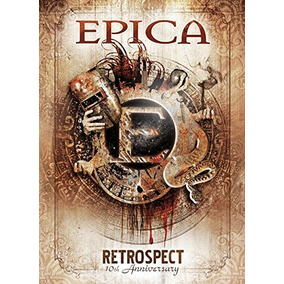 Cd : Epica - Retrospect (limited Edition, With Dvd, 5 Disc)