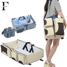 Bolso Maternal Cuna De Viaje