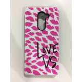 Funda Reforzada Love Victoria Secret Huawei Mate 9 Lite