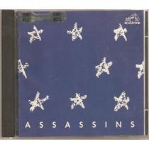 Cd Assassins - Original Cast Recording ( Importado Usa 1991
