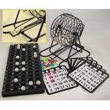 Bingo Tombola Metalica + 318 Cartones //bazar James La Pinta