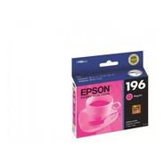 Cartucho Color Epson T196 Magenta Original C/u