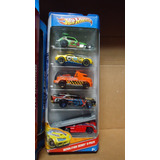 Hot Wheels 5 Pack Demolition Derby 2010