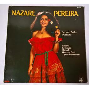 Lp Nazare Pereira - Ses Plus Belles Chansons (importado)