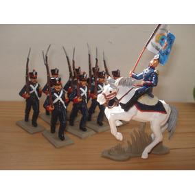 Set San Martin Y Granaderos Marchando Temperley Y Caba