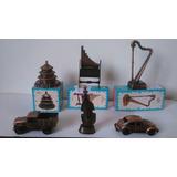 Miniaturas De Instrumentos Musicais E Decorativos