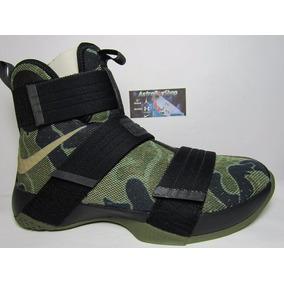 Lebron Soldier X Camouflage (numero 8 Mex) Astroboyshop