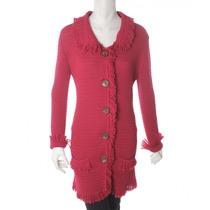 Suéter Rojo Peru Etnico
