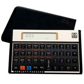 Calculadora Hp Financeira 12c Gold