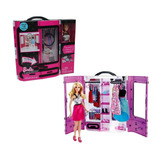 Barbie Closet De Lujo, Mattel