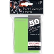 Protectores Ultra Pro X50 Unid Varios Colores Scarlet Kids