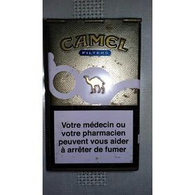 Cigarrera De Coleccion Camel Filters Importada De Francia