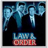 Law & Order Serie Completa Legendada 20 Temporadas -160 Dvds