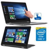 Notebook Dell Inspiron P55f 15.6 4k 2 En 1 I7-6500u 8gb Orl