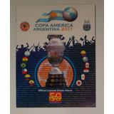 Album Vacio Panini Copa America Argentina 2011