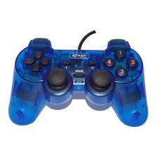 Controle Joystick Knup Kp-3121 Azul
