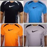 Camisas Poliéster Da Nike Academia Camiseta Compre Já