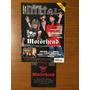 Revista Very Metal - Especial Motorhead Con Cd