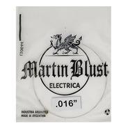 Cuerda Suelta Guitarra Eléctrica 09 010 011 013 16 17 Martin