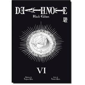 Death Note: Black Edition - Vol.6 - Edição Final