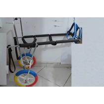 Cadeira De Rodas Para Cachorro Caes Grande Porte 25 A 60kg