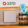 Placa Calefactor 500w Muy Bajo Consumo Excelente Calidad