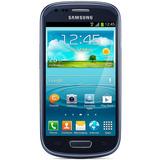 Celular Smartphone Samsung Galaxy S3 Mini 8gb Azul Vitrine