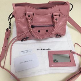 Cartera Balenciaga Motorcycle City Mini