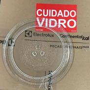 Prato De Microondas Electrolux 20 Litros Mto30 Mt30s 24 Cm