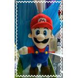 Divino Y Tierno Peluche De Mario Bros! Amor Y Amistad, Envío