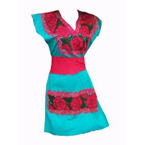Vestidos Bordados Típicos De Chiapas