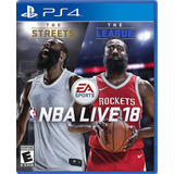 ..:: Nba Live 18 ::.. Para Ps4 En Gamewow
