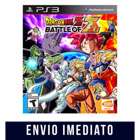 Dragon Ball The Battle Of Z Ps3 Psn