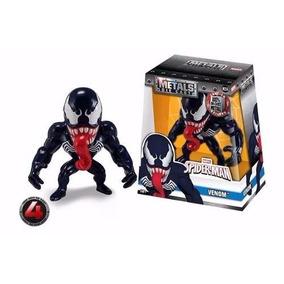 Boneco De Metal Die Cast - Marvel - Venom M254