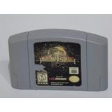 Mortal Kombat 4 Juego Original Nintendo 64 Funcional