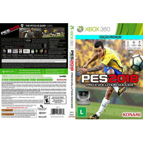 Pro Evolution Soccer 2018 Xbox 360 Desbloqueado Lt3.0