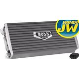 Potencia Boss 2400 Watt 4 Canales + Control De Sub Woofer