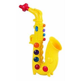Small World Juguetes Preescolarjugar En Casa Saxofón B/o