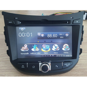 Multimídia Hyundai Hb20 Fonelink Dvd Gps Tv Brinde