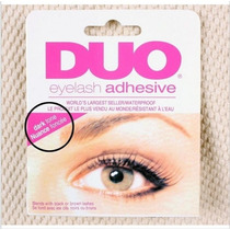 Cola Duo Eyelash Adhesive Para Cílios Postiços, Preta 9g Top