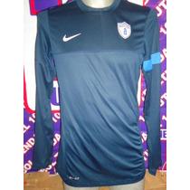 Futbol Camisa Pachuca Practica Manga Larga