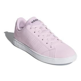 2309b553f be60de04b9c Tênis Adidas Advantage Vs Branco Feminino - Tênis no Mercado  Livre .. ...